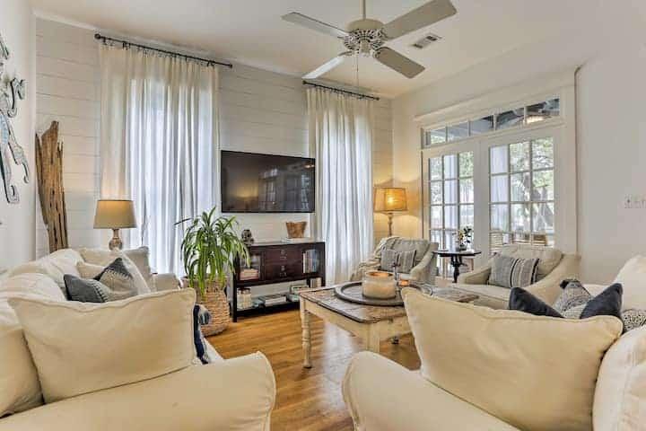 Image of Airbnb rental in Rosemary Beach, FL