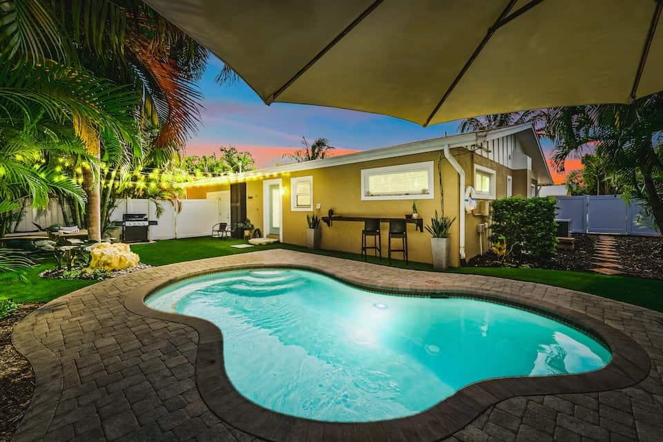 Image of Airbnb rental in Anna Maria Island, Florida