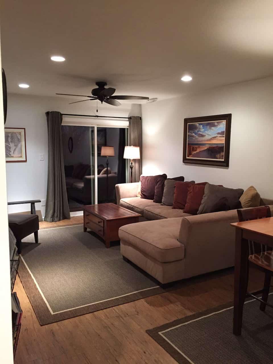 Image of Airbnb rental in Dewey Beach, Delaware