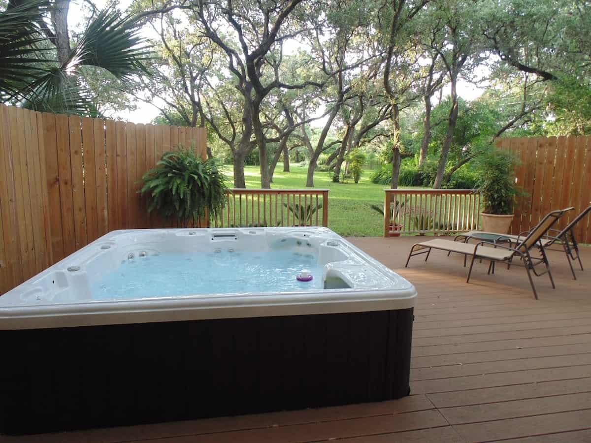 Image of Airbnb rental in San Antonio, Texas