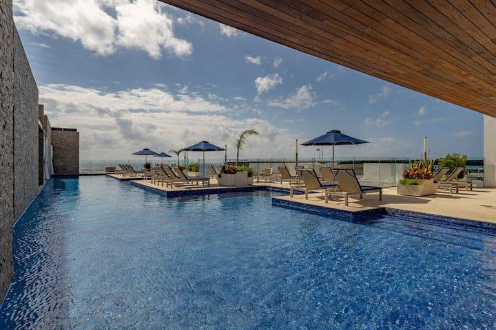 Image of Airbnb rental in Playa del Carmen, Mexico