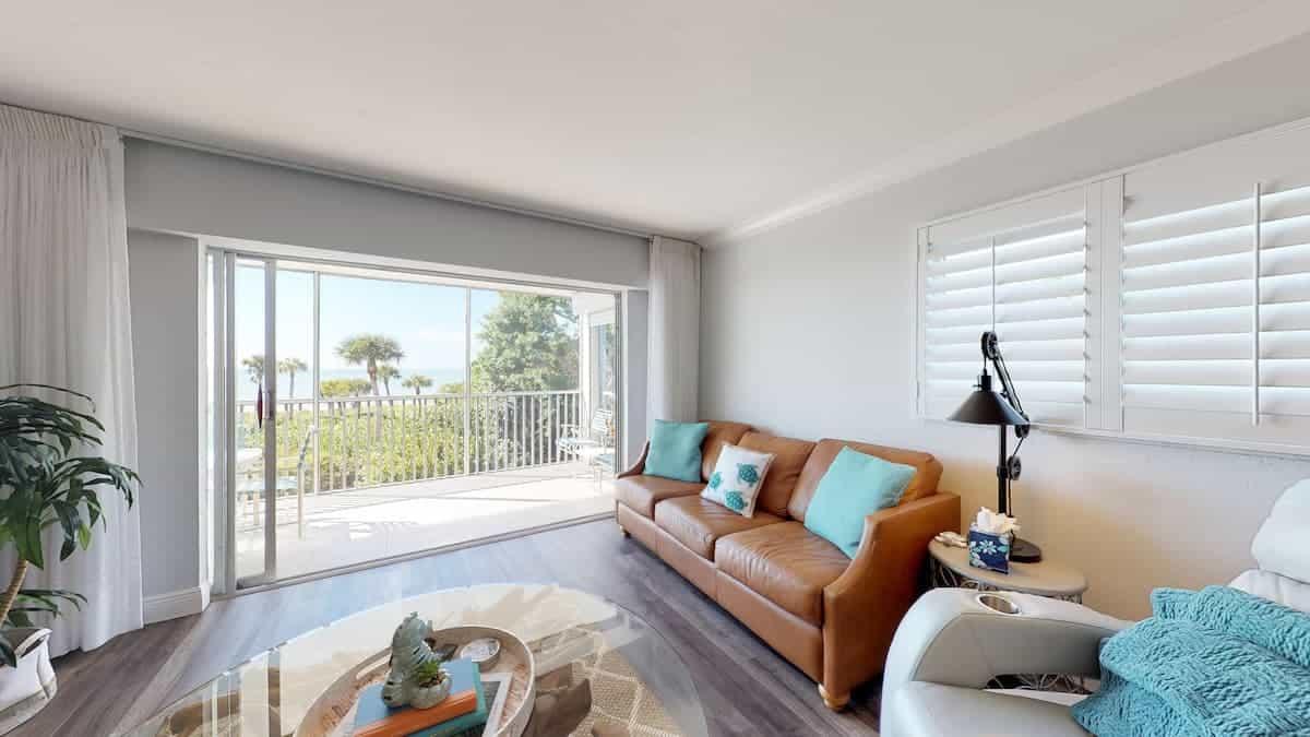 Image of Airbnb rental in Sanibel Island, Florida
