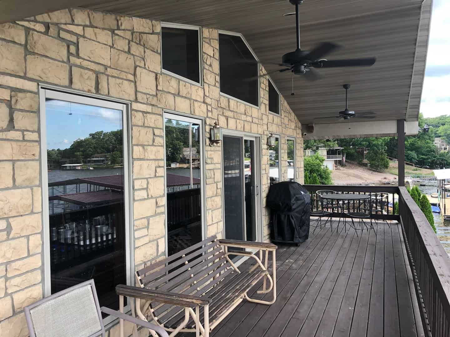 Image of Airbnb rental in Lake of the Ozarks, Missouri
