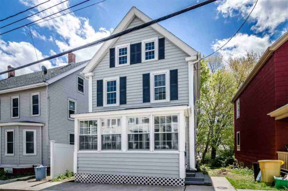Image of Airbnb rental in Portsmouth, New Hampshire