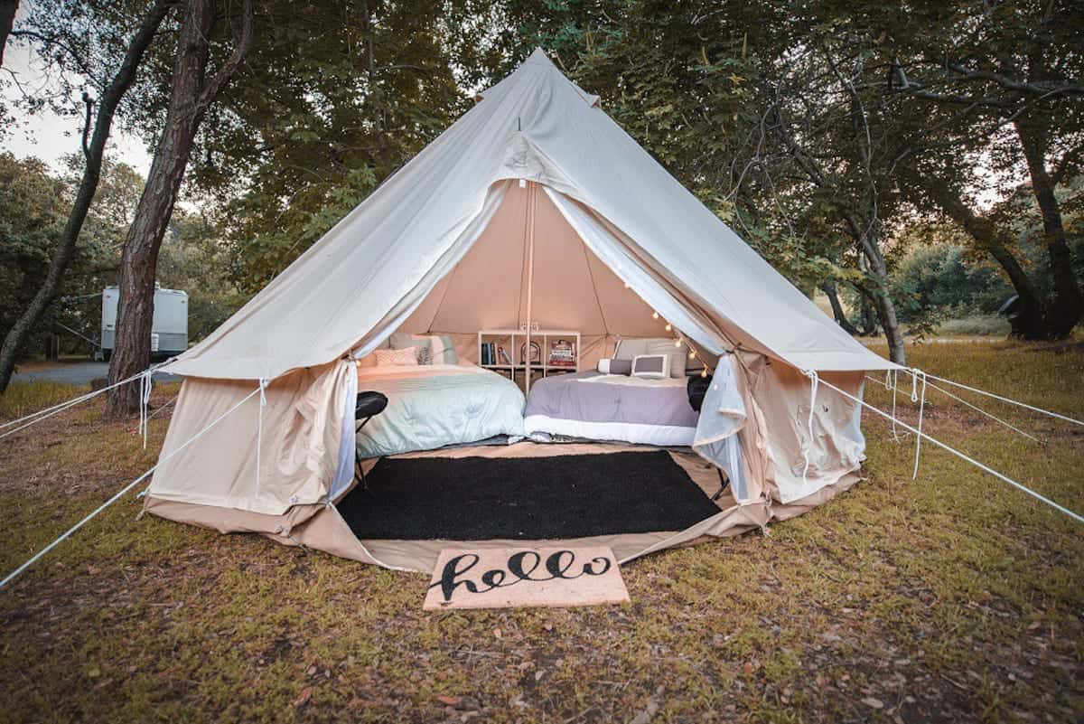 Image of Airbnb rental in Glamping Southern California