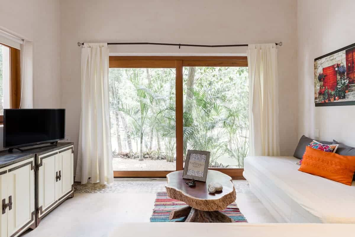 Image of Airbnb rental in Tulum, Mexico