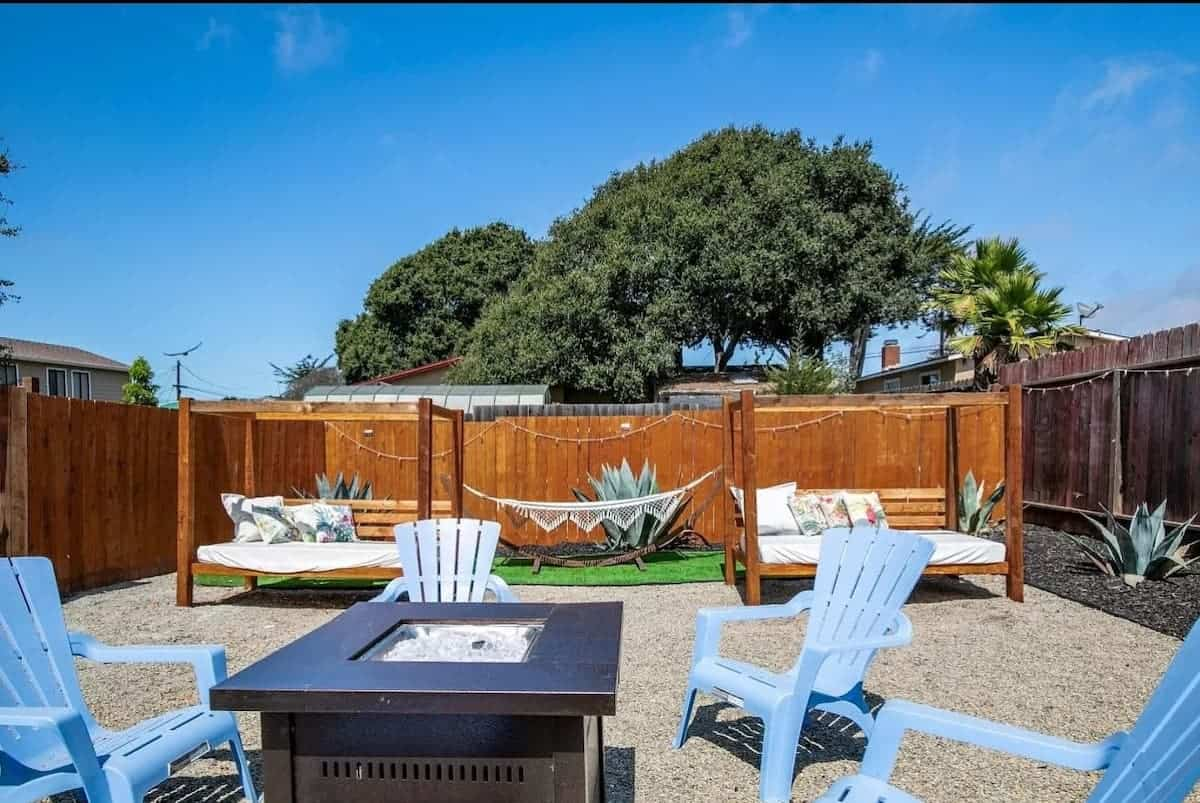 Image of Airbnb rental in Carmel-By-The-Sea, California