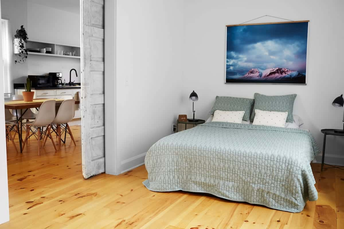 Image of Airbnb rental in Cleveland, Ohio