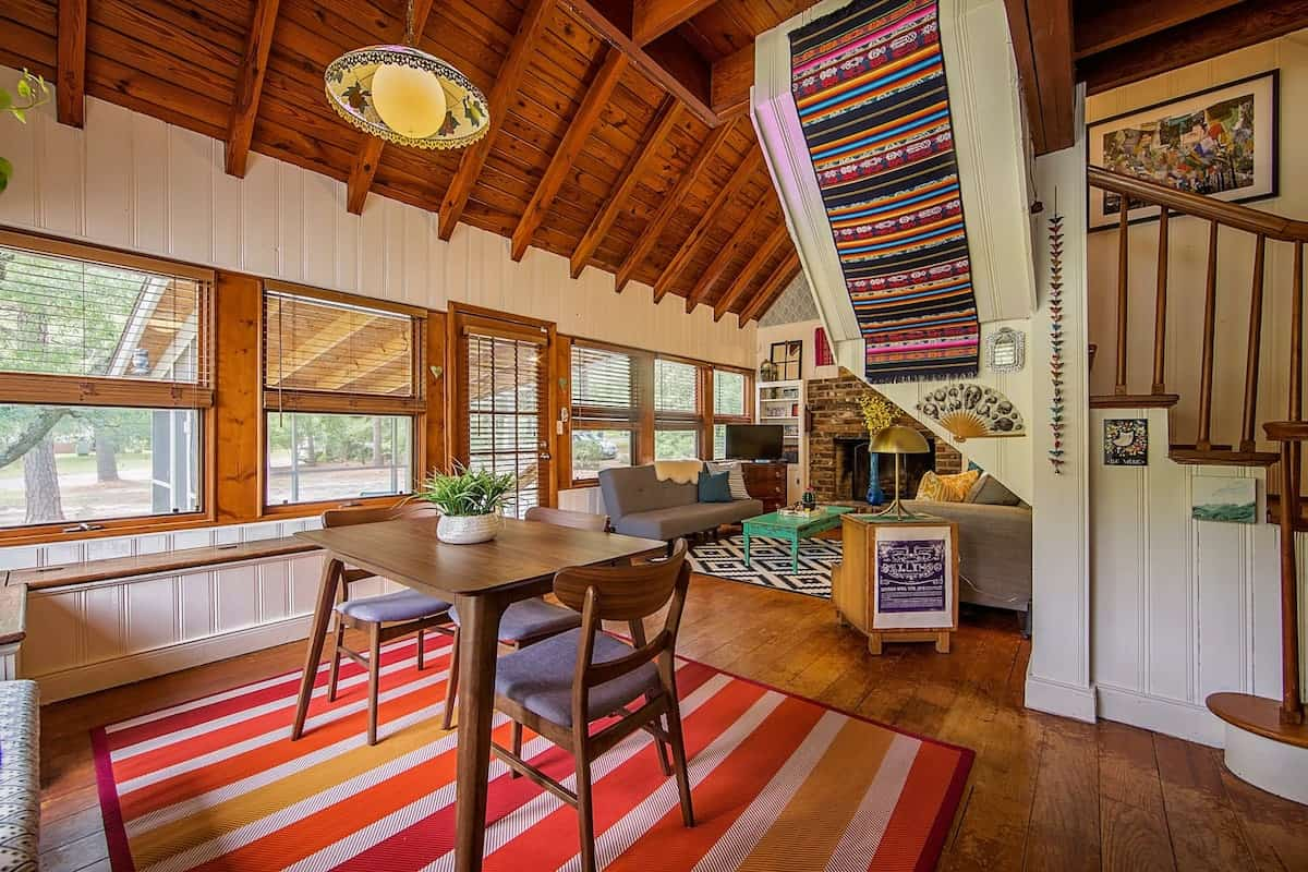 Image of Airbnb rental in Fayetteville, North Carolina