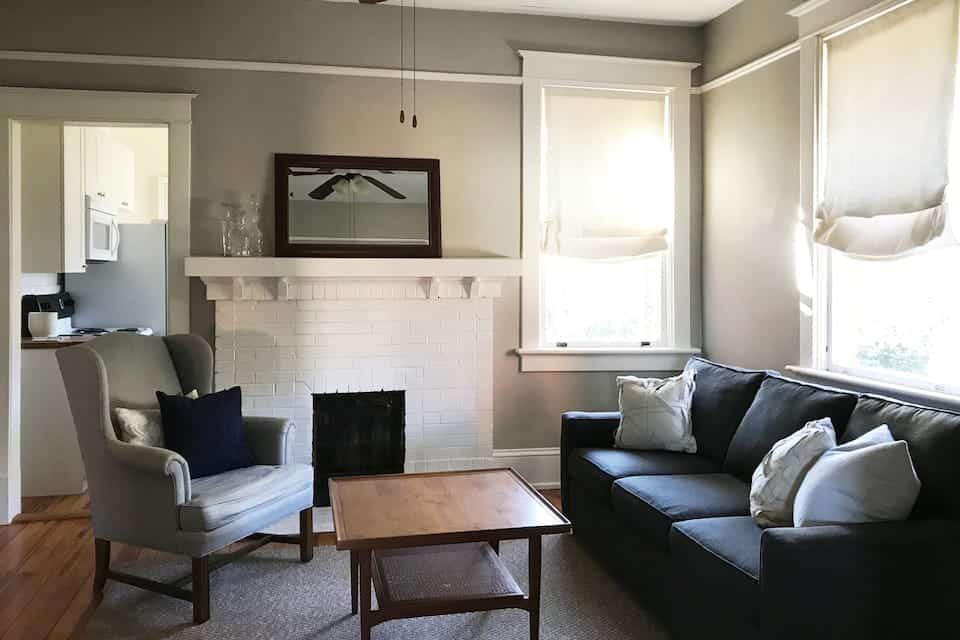 Image of Airbnb rental in Macon, Georgia