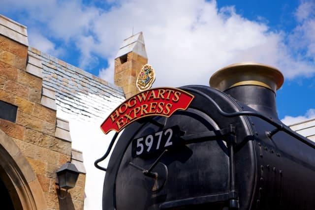 Hogwarts Express image at International Drive in Orlando