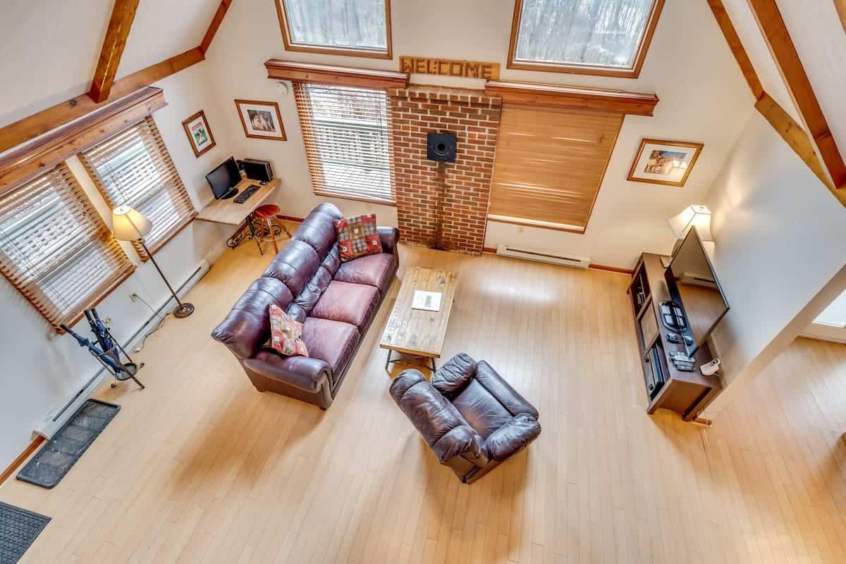 Image of Airbnb rental in Harpers Ferry, West Virginia