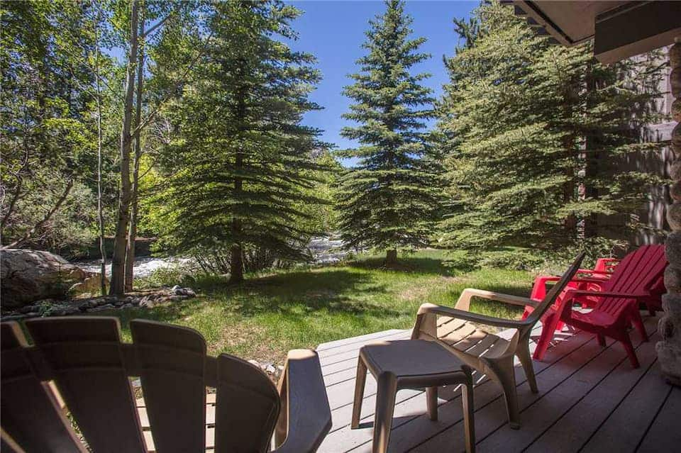 Image of Airbnb rental in Frisco, Colorado