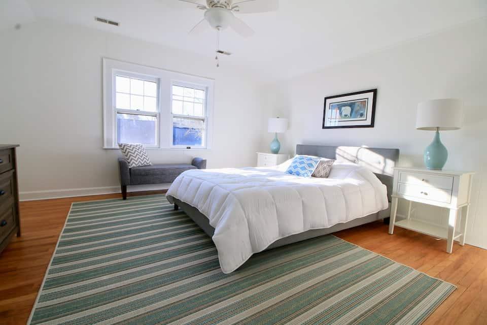 Image of Airbnb rental in Winston-Salem, North Carolina