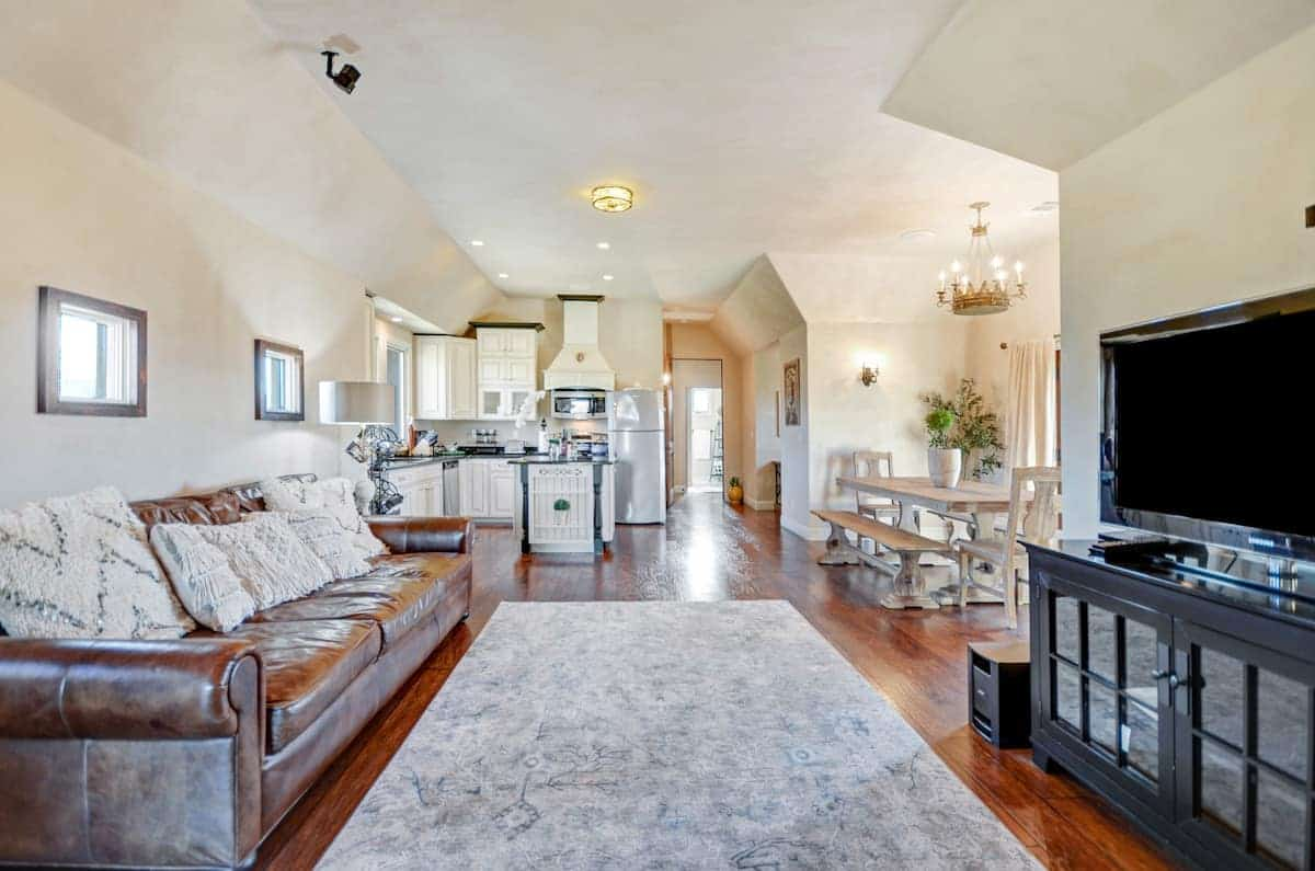 Image of Airbnb rental in Napa Valley, California