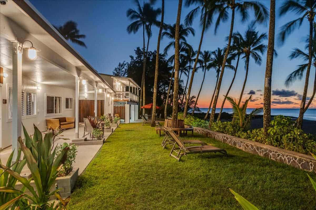 Image of Airbnb rental in North Shore, Oahu