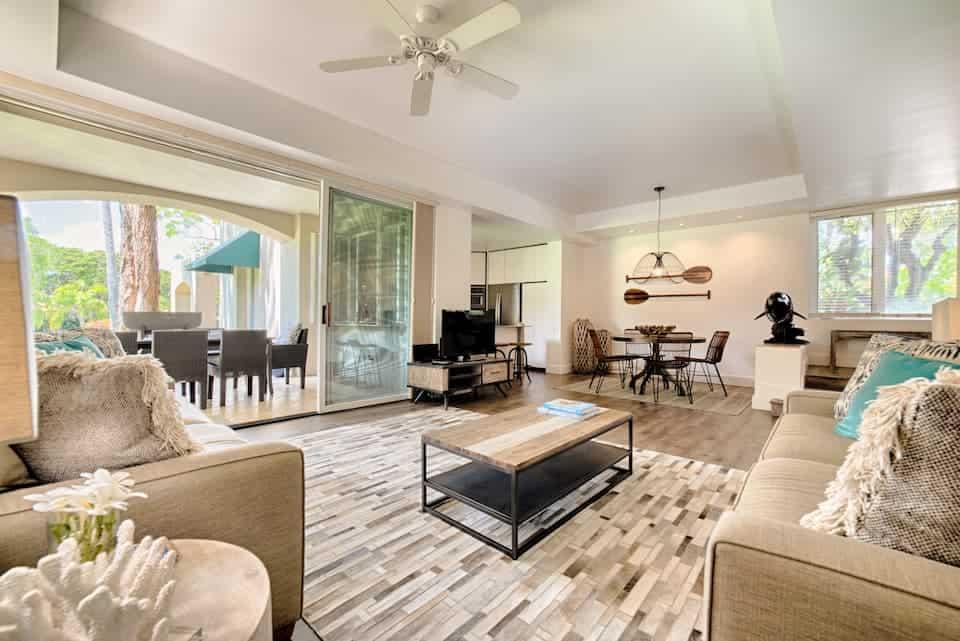 Image of Airbnb rental in Wailea, Hawaii