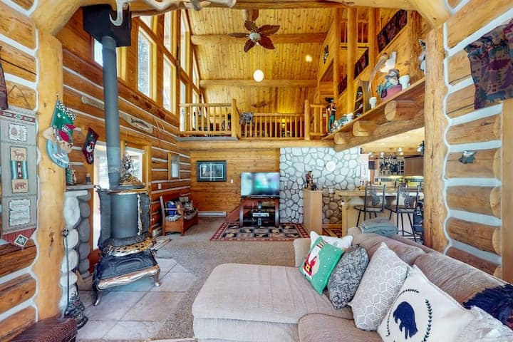 Image of Airbnb rental in McCall, Idaho