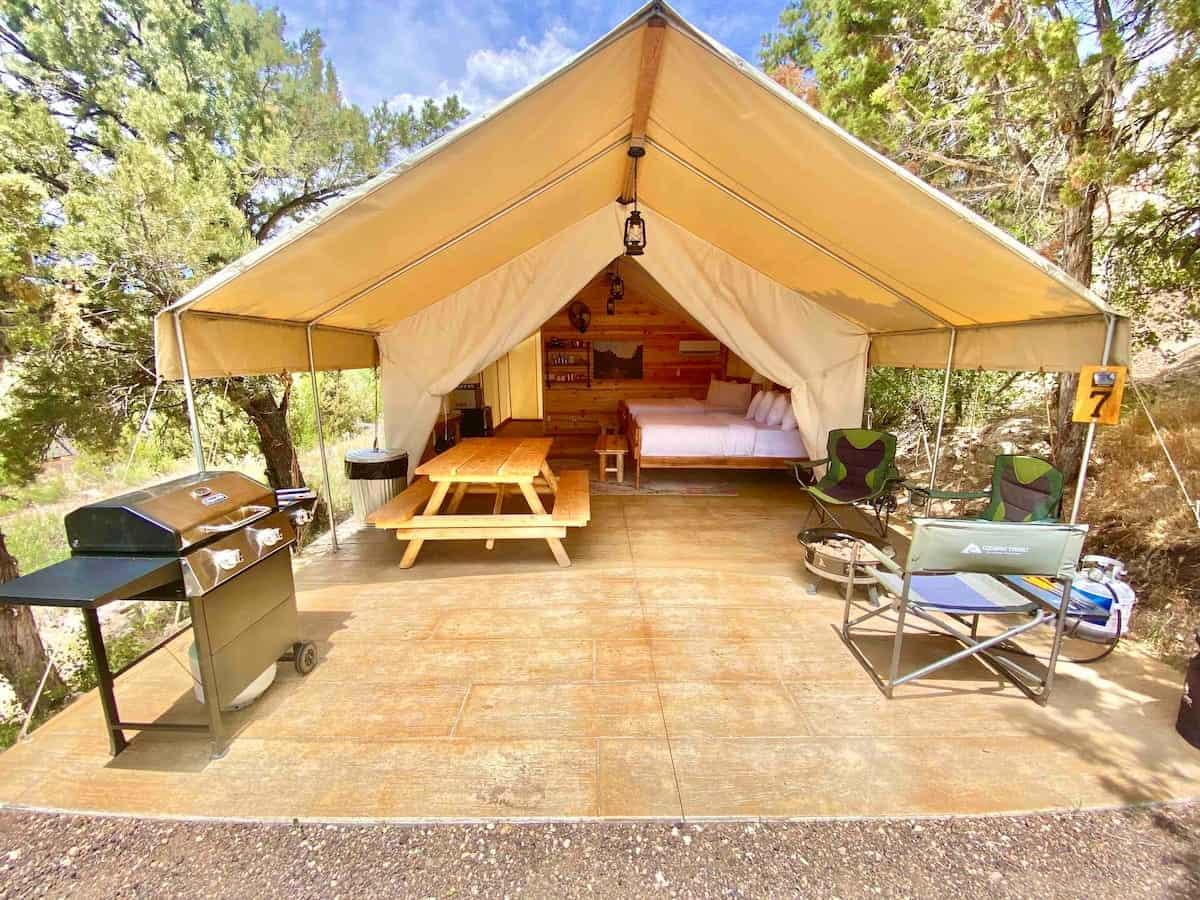 Image of Airbnb rental in Kanab, Utah