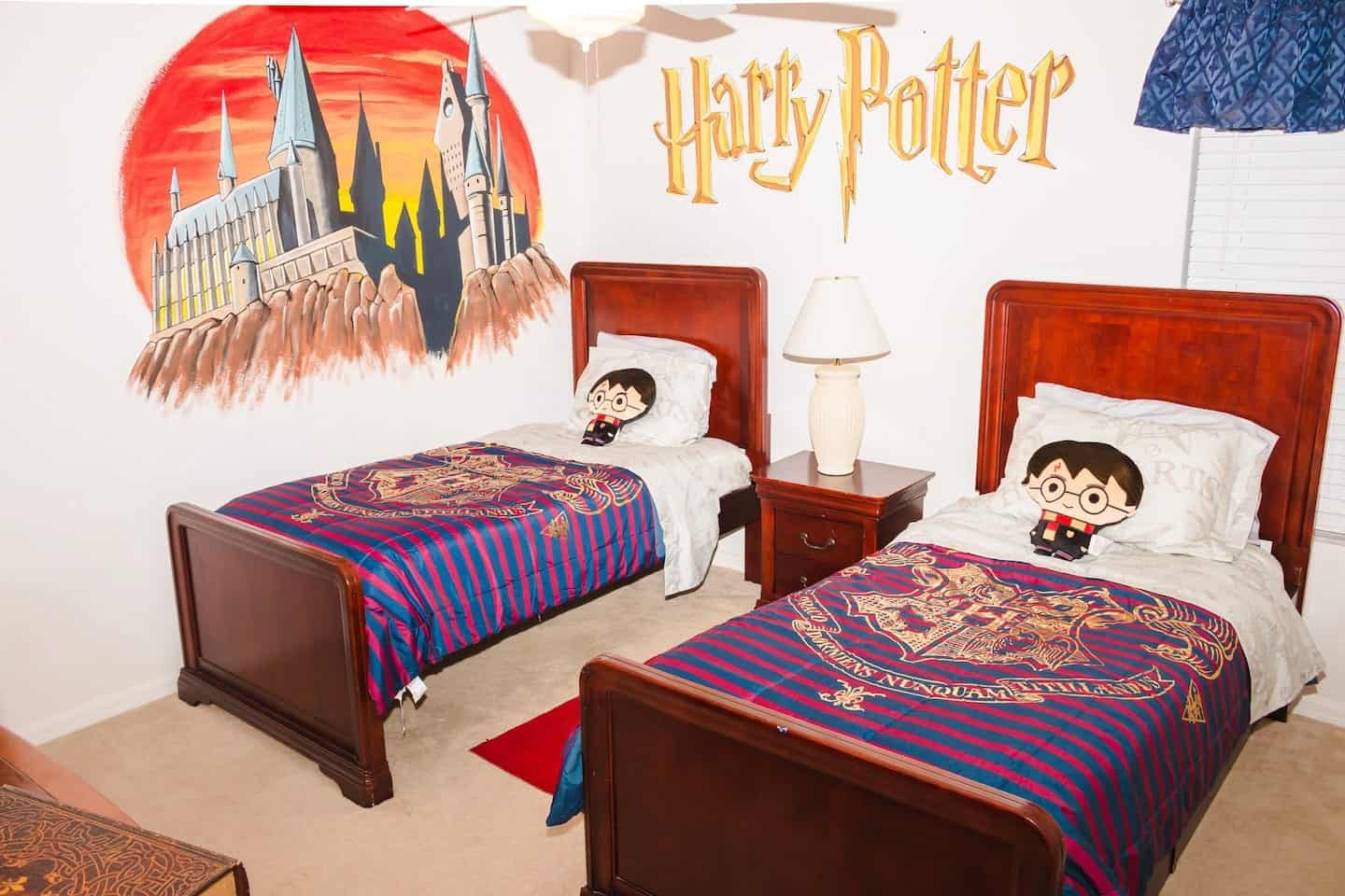 Image of Airbnb rental in Harry Potter