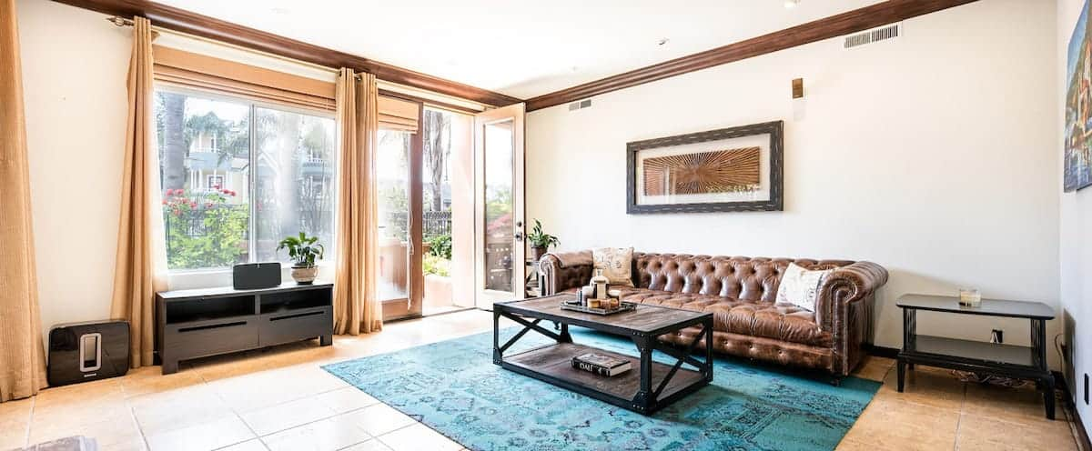 Image of Airbnb rental in Huntington Beach, California
