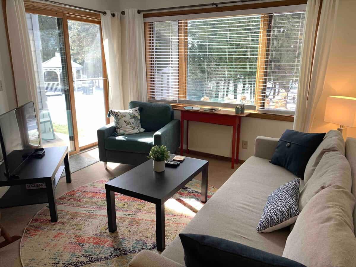 Image of Airbnb rental in Door County, Wisconsin