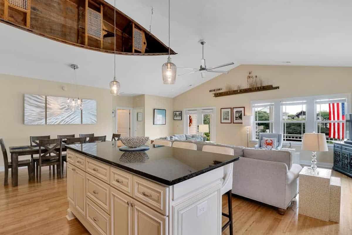 Image of Airbnb rental in Oak Island, North Carolina