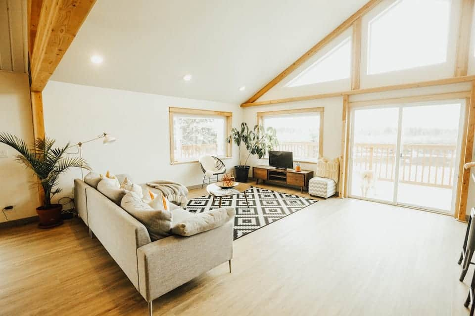 Image of Airbnb rental in Fairbanks, Alaska