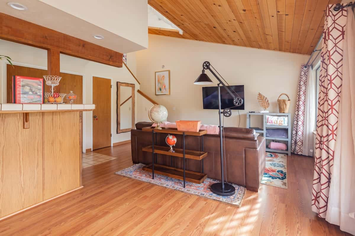 Image of Airbnb rental in Sequoia, California
