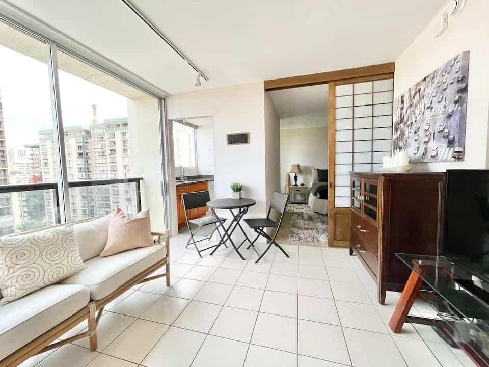 Image of Airbnb rental in Honolulu, Hawaii