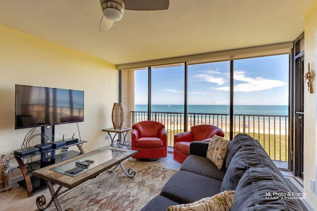Image of Airbnb rental in Padre Island, Texas