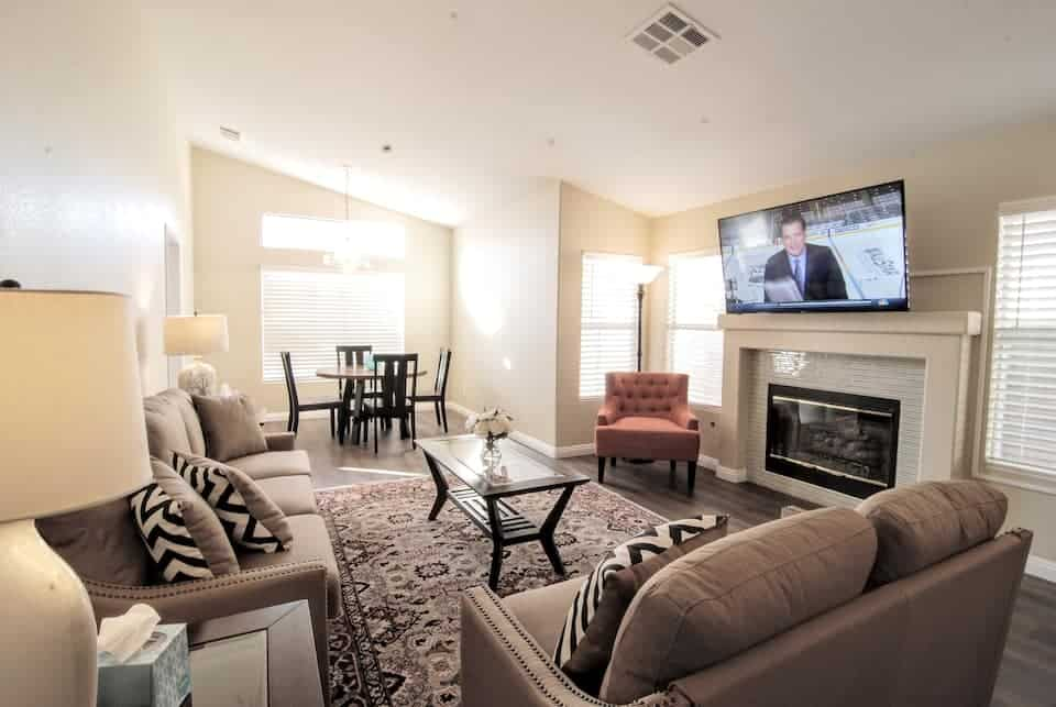 Image of Airbnb rental in Henderson, Nevada