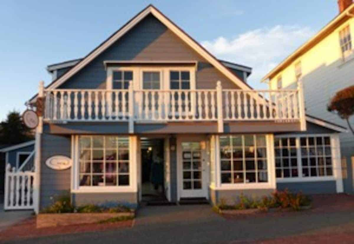 Image of Airbnb rental in Fort Bragg, California