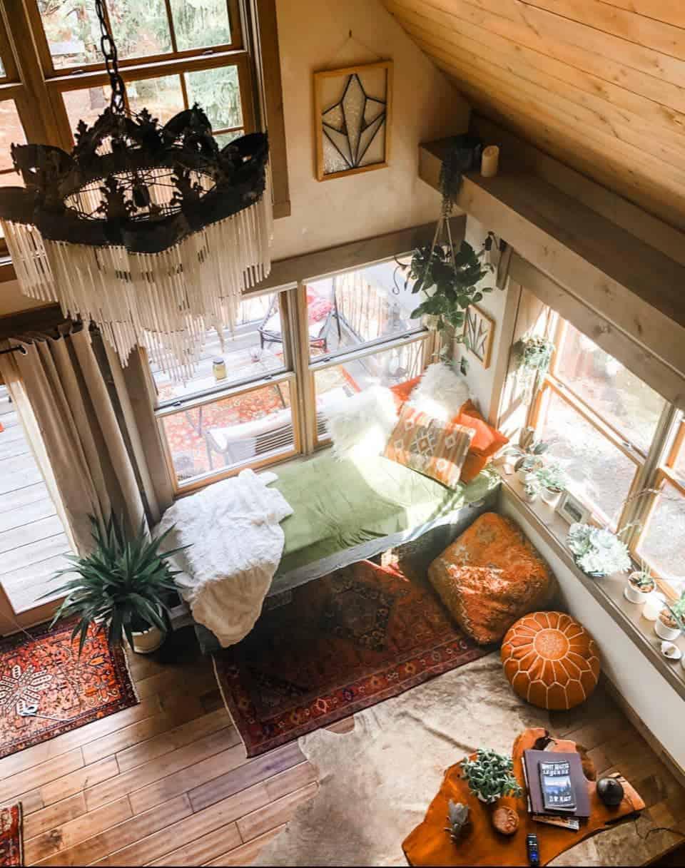 Image of Airbnb rental in Mount Shasta, California