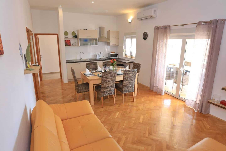 Image of Airbnb rental in Croatia