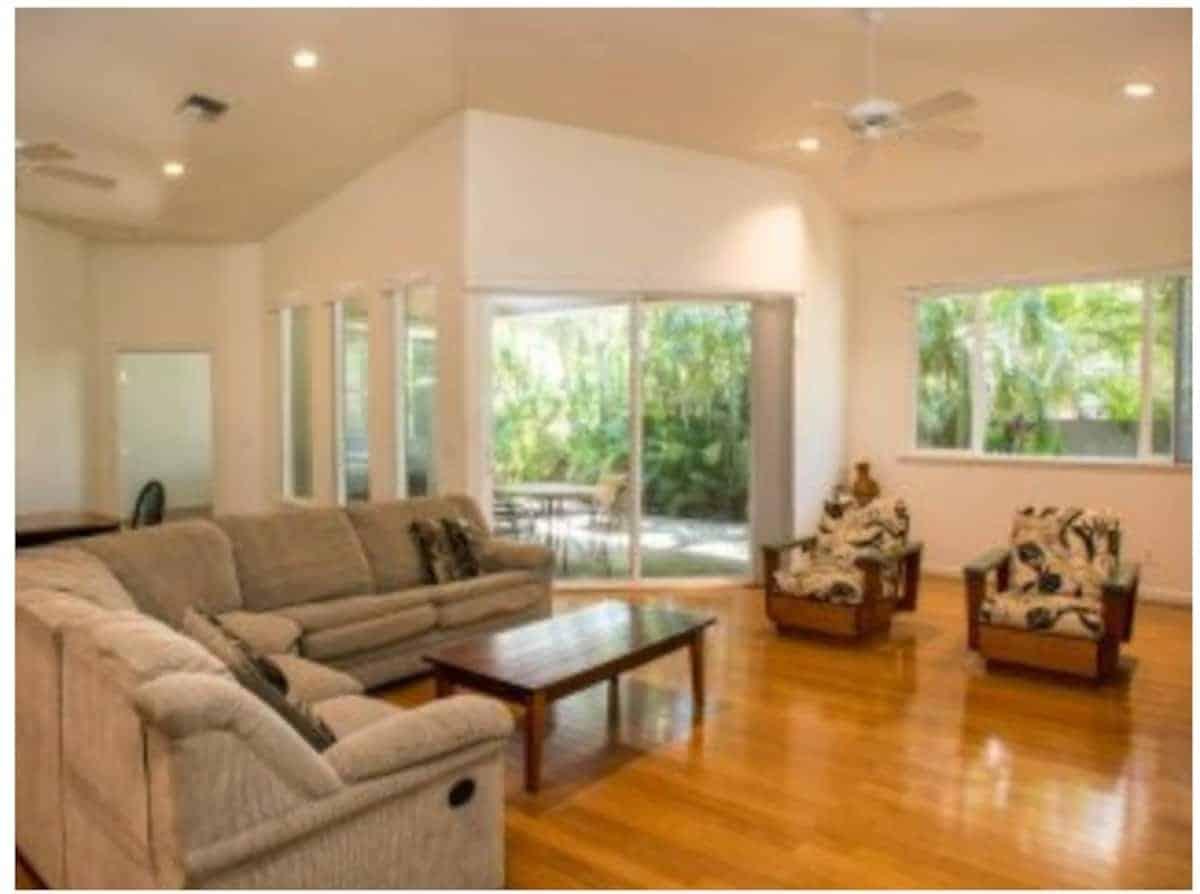 Image of Airbnb rental in Hana, Hawaii