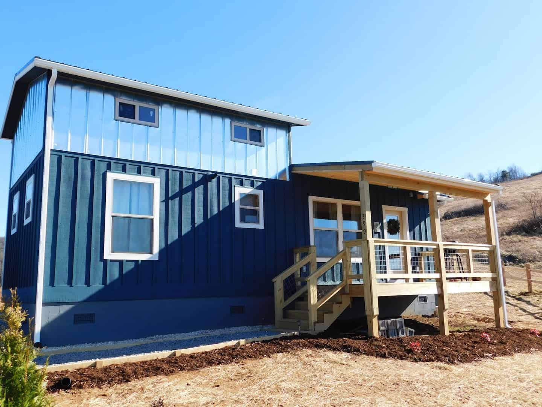 Image of cabin rental in North Carolina