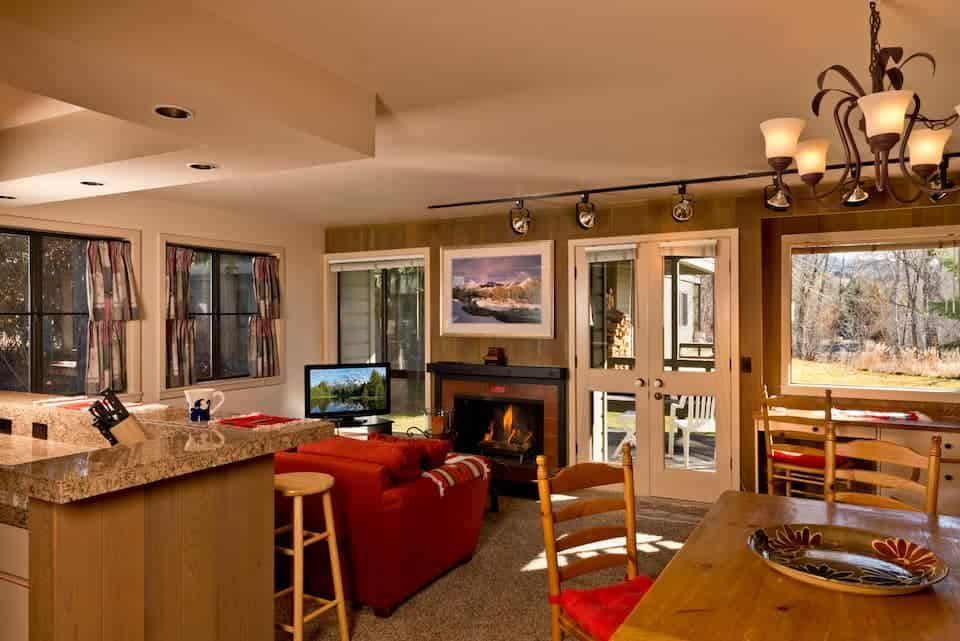 Image of Airbnb rental in Sun Valley, Idaho