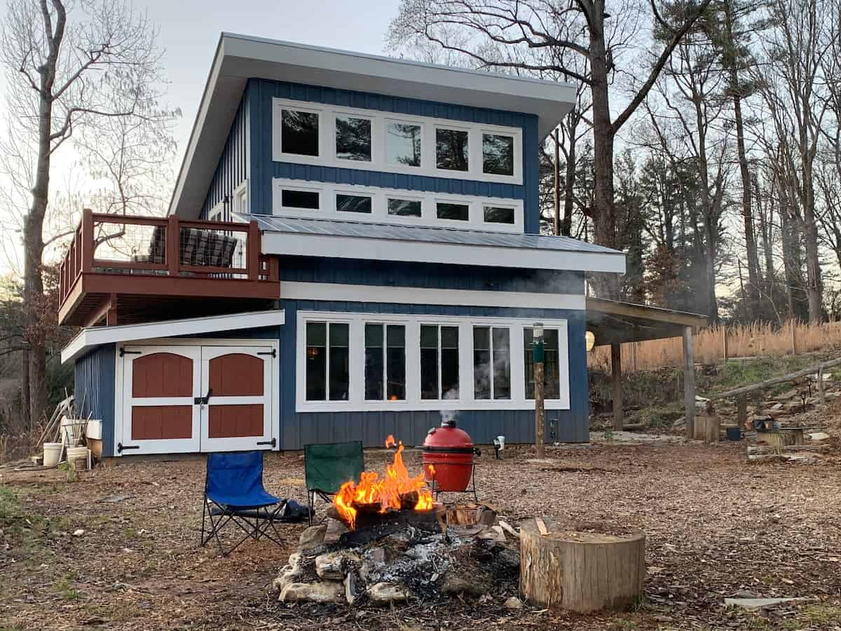 Image of Airbnb rental in Hendersonville, North Carolina