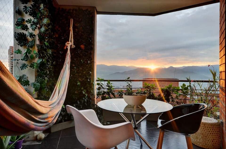 Image of Airbnb rental in Medellín, Columbia