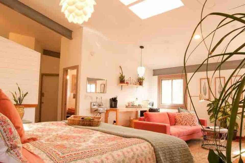 Image of Airbnb rental in Lawrence, Kansas