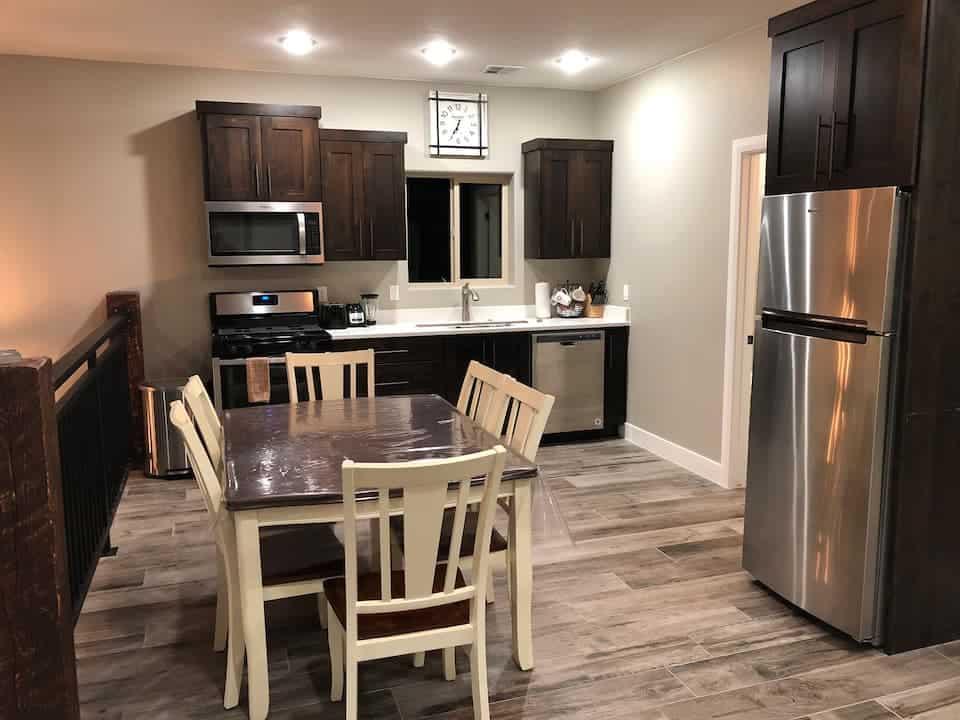 Image of Airbnb rental in Bryce Canyon, Utah