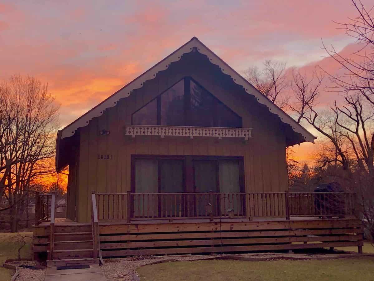 Image of Airbnb rental in New Buffalo, Michigan