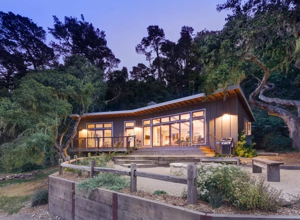 Image of Airbnb rental in Big Sur, California