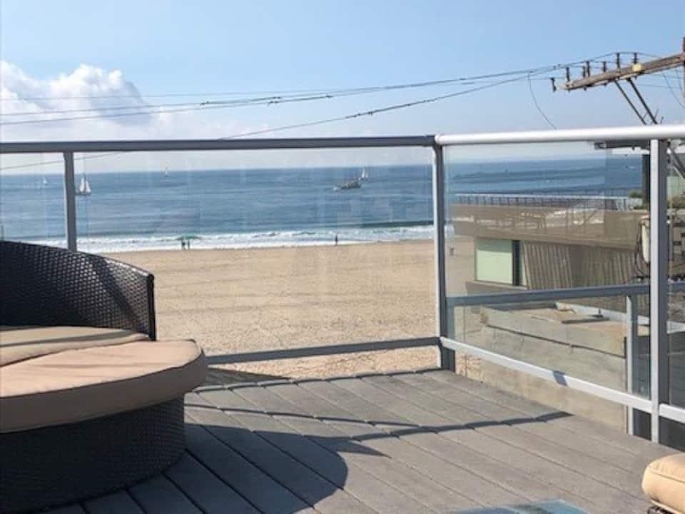 Image of Airbnb rental in Redondo Beach, California
