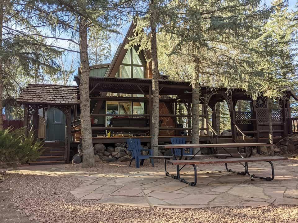 Image of Airbnb rental in Escalante, Utah