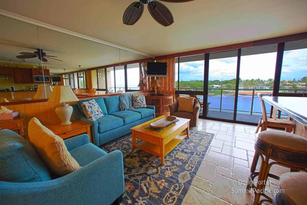 Image of Airbnb rental in Poipu
