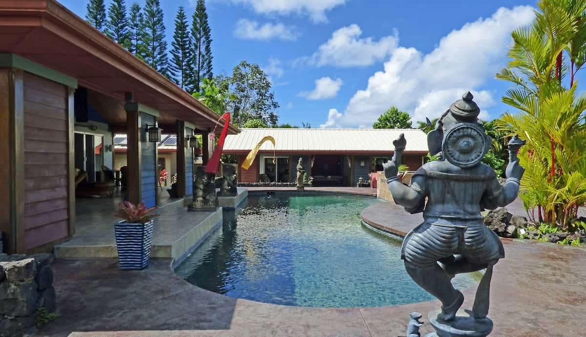 Image of Airbnb rental in Hilo, Hawaii
