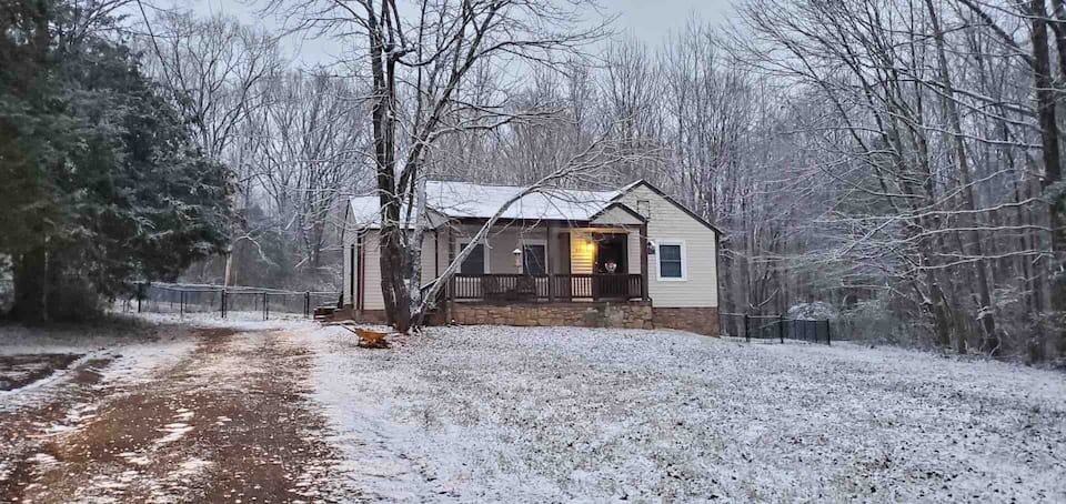Image of Airbnb rental in Clarksville, Tennessee
