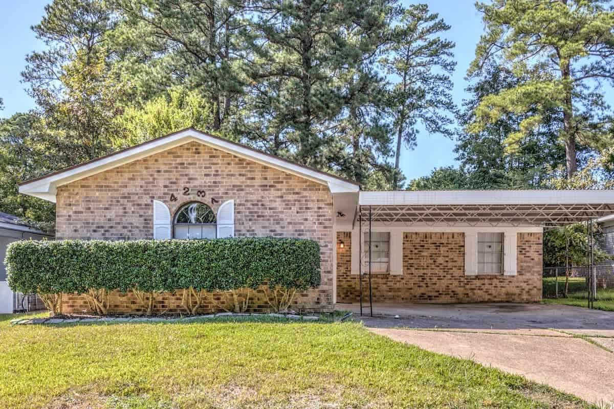 Image of Airbnb rental in Shreveport, Louisiana